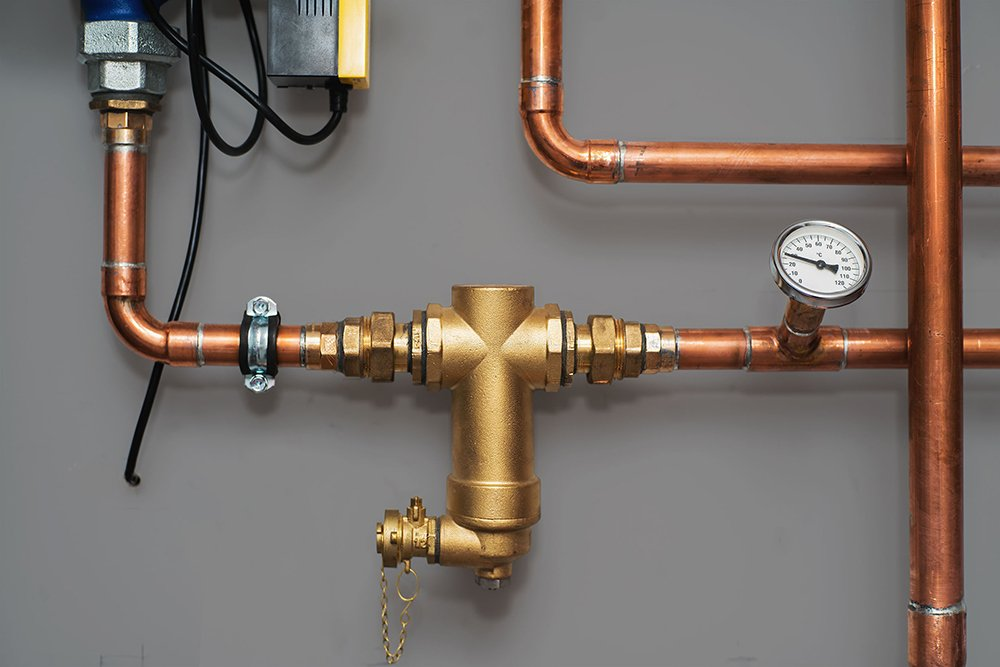 Waterontharder installeren op een waterleiding